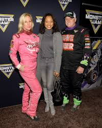 Garcelle Beauvais Debrah 'Madusa' Miceli Photos - Monster Jam ... Monster Jam World Finals Xvii Competitors Announced Monster Jam Truck Theme Songs Uvanus Madusa Stock Photos Images This Badass Female Truck Driver Does Backflips In A Scooby 2016 Sicom Garcelle Beauvais Debrah Miceli Show At Izod Center East Rutherford Njcom The Stadium
