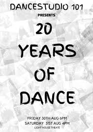 100 Studio 101 Designs Dance 20 Years Of Dance Wwwlighthousetheatrecomau