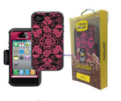 New OtterBox Defender Series Case & Clip for Apple iPhone 4 4S