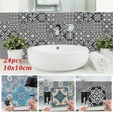 24x selbstklebend küchen wand fliesen badezimmer mosaik