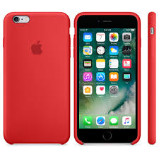 iPhone 6s Silicone Case PRODUCT RED Apple