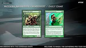 Mtg Deck Archetypes Modern pro tour fate reforged modern deck guide scapeshift with dan
