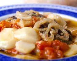 cuisiner morue recette morue à la portugaise