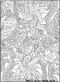 Pattern Mandala Flowers Coloring Pages Online Free