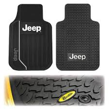 All Things Jeep Jeep Floor Mats & Cargo Liners