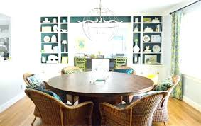 View Full Size Beautiful Dining Room Boasts Built In Ins Ideas