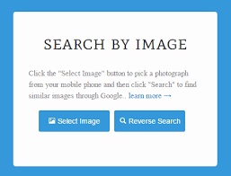 Use Google Reverse Image Search From Mobile and Desktop