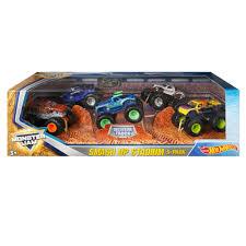 Hot Wheels Monster Jam Smash Up Stadium Vehicle 5pk - Styles May ... Hot Wheels Monster Jam Mega Air Jumper Assorted Target Australia Maxd Multi Color Chv22dxb06 Dashnjess Diecast Toy 1 64 Batman Batmobile Truck Inferno 124 Diecast Vehicle Shop Cars Trucks Amazoncom Mutt Dalmatian Toys For Kids Travel Treds Styles May Vary Walmartcom Monster Energy Escalade Body Custom 164 Giant Grave Digger Mattel