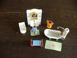 spielzeug playmobil nostalgie rosa puppenhaus 1900 5324