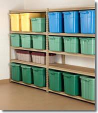 how to build inexpensive basement storage shelves we allbuild