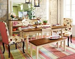 French Country Chic Dining Room