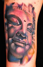 Art Junkies Tattoo Studio Tattoos Traditional Asian Buddha