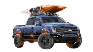 Ford Brings Seven Wild F-Series Pickup Truck Concepts To SEMA - The ... Chevy Silverado Lifted Trucks For Sale Luxury Black And Orange Lifted Denali Awesome Pinterest Big Jacked Up Truck Just Like Luke Bryan Says Diesel Up 2019 20 Top Upcoming Cars Ram Trucks 2015 Jacked Tragboardinfo 1500 High Country On 22x12 Fuel Wicked Sounding 427 Alinum Smallblock V8 Racing Pick Jackedup Or Tackedup Everything Gmc Best Car Reviews 1920 By In The Midwest Ultimate Rides