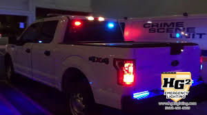 100 Truck Emergency Lights HG2 Lighting Ford F150 Lighting Package Side Runners And