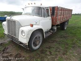 1969 International Loadstar 1700 Grain Truck | Item DA8187 |... Whats On First 1972 Intertional Harvester Pickup Truck Photos 73 Loadstar 1700 4x4 Going Off Road Youtube Project Car 1952 Lseries Classic Rollections 1969 Scout 800a V8 Convertible Travelette By Jarewyn On Deviantart 800a Sold Essential Buying Guide 80 800 Truckfax Binders Big And Not So 1967 Intionalharvester 1100 Quad Cab The Jeeps Most Unsuccessful Rival