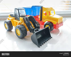 100 Earth Mover Truck Toy Wheel Loader Toy Image Photo Free Trial Bigstock
