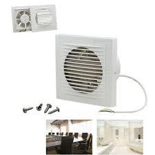 wandventilator 100mm lüfter abluft kabel schalter ventilator