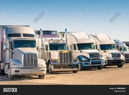 100 Simi Trucks Generic Semi Image Photo Free Trial Bigstock