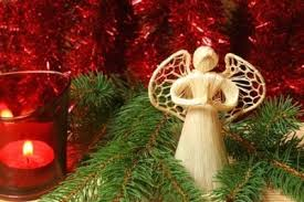 Along With The Star Of Bethlehem Angel Is Traditional Choice For Christmas Tree Topper Consequently Also