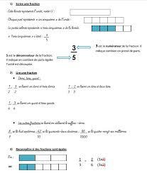 séquence 2 les fractions ressources pour les enseignants de cm2