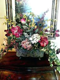 Floral Centerpieces For Dining Room Tables by Flower Arrangement For Small Dining Table Old World Dining Table
