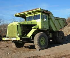 100 End Dump Truck Euclid R35 End Dump Euclid S Trucks Heavy