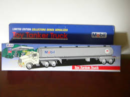 MOBIL TOY TANKER Truck, 1993, New In Box Never Used - $15.00 | PicClick Toy Tractor Trailer Tanker Wood Truck Amazoncom Hess 1990 Colctable Toys Games Dropshipping For Kids Alloy 164 Scale Water Emulation Buy 1993 Mobil Limited Edition Collectors Series 132 Metallic Moedel With Plastic Tank For Pull Back 259pcs City Oil Gas Station Building Block Brick Man Tgs Tank Truck On Carousell Mobil Le 14 In Original Intertional Diecast Model With Pullback Action 1940s Tootsie Yellow Silver Sale Tanker Matchbox Erf Petrol No11a In 175 Series