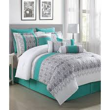 Teal And White Comforter Set Best 25 Ideas On Pinterest Teen Comforters 1