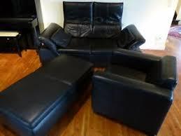 wohnzimmer leder möbel gebraucht kaufen ebay