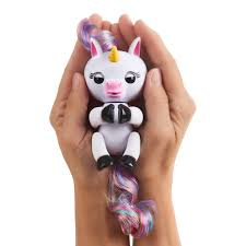 Hot Toy Alert Fingerlings Baby Unicorn Gigi