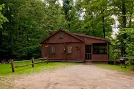 cabin rentals in ohio dog friendly cabin rentals Pine Lake Trout