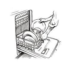 Clip Art Unload Dishwasher Clipart