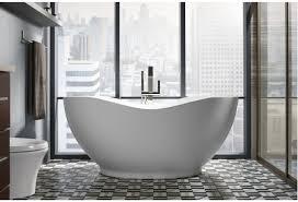 Kohler Freestanding Bath Filler faucet com k t97330 4 cp in polished chrome by kohler