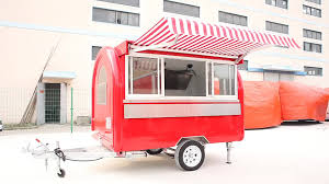 100 Pizza Truck For Sale Roomy Fibreglass Food Vans Mobile Fried Ice Cream Mobile
