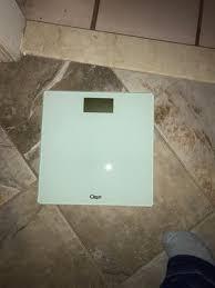 walmart bathroom scale aisle ozeri precision digital bath scale 400 lbs edition in tempered