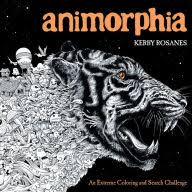 Animorphia An Extreme Coloring And Search Challenge