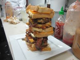 100 Grill Em All Food Truck NYC Victory Lap Sells OutBurger Conquest