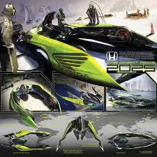 Hondas The Great Race 2025 Car Body Design