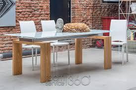 Brooklyn Dining Table By Tonin Casa