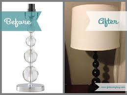 Easy Lamp Makeover One Of The Things I Love About DIY Is That You Can Have Anything Want What Mean By Dont To Be Limited