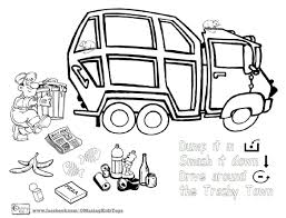 Free Coloring Page For The Fun Book