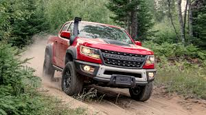 Ford, Chevy And Ram Battle For Title Of Best Off-road Pickup