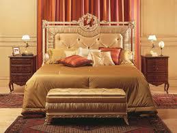 banc chambre coucher chambre à coucher louvre lit banc tables de nuit en noyer