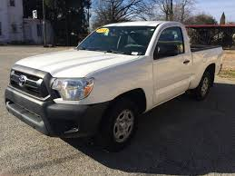 100 Toyota 4 Cylinder Trucks 2013 TOYOTA TACOMA 27L CYL 950 WE SELL THE BEST TRUCK