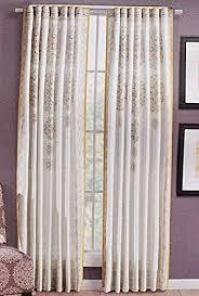 miller home yasmina bohemian medallions paisley scrolls window