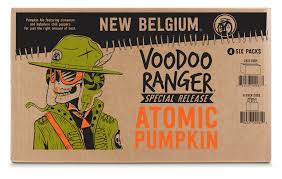 Elysian Pumpkin Beer Festival Promo Code by New Belgium Brewing Introduces Atomic Pumpkin Ale