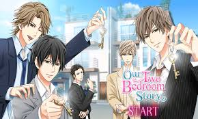 our two bedroom story voltage milkcananime