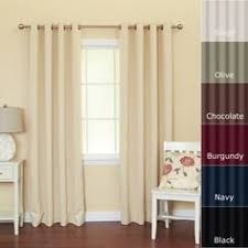 Burgundy Grommet Blackout Curtains by Best 3d Scenery Blackout Curtains Online Window Treatments Home
