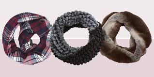 9 best infinity scarves for winter 2017 knit and woven infinity