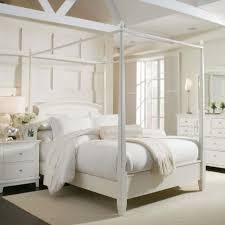 Twin Metal Canopy Bed White With Curtains by Bedroom Ideas Awesome Kids Room White Wooden Canopy Beds With